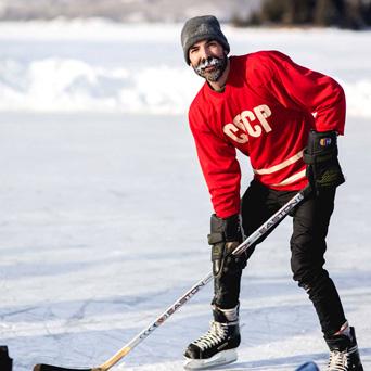 CCCP hockey jersey – Lyndon s store 81df5872b00